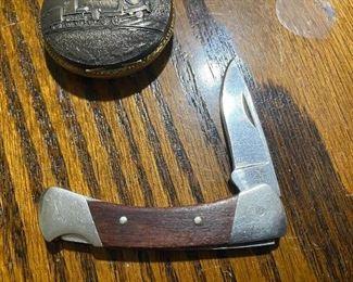 Buck U.S.A. Knife