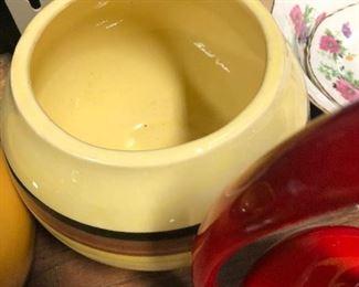 California Pottery $15.00