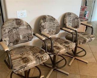 Armrests and Footrest