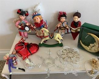 Christmas Ornament Collection