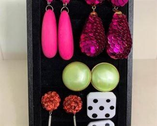 Fun ClipOn Earring Collection
