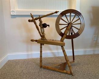 Loom Wheel