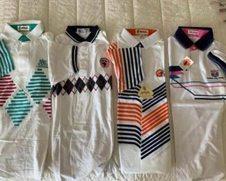 Mens Collared Polo Shirts
