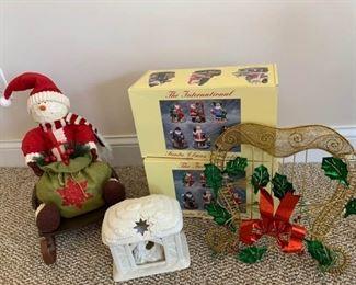 Santa Collection Set
