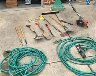 Spruce Up the Yard Tools