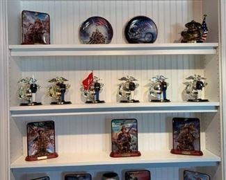 USMC Figurines