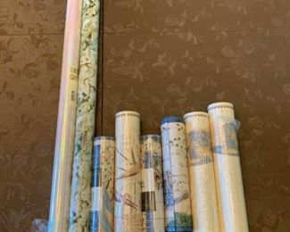 Wallpaper Sets 2 and Wrapping Paper