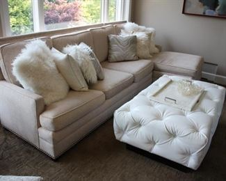 Custom Lee Industries Sectional