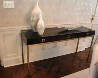 Bolier & Co 3 drawer console/desk