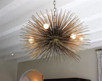 Jean De Merry Lumiere Chandelier