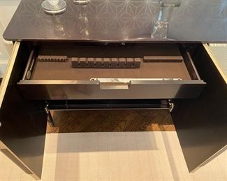 Baker Reeded Buffet