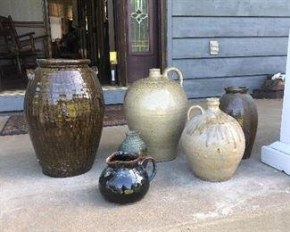 Rare Edgefield stoneware!