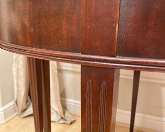 Antique - Federal Style - Demilune Tables - 18th Century - $100 for set or $80 each