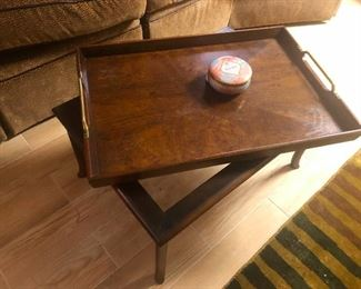 walleyed coffee table