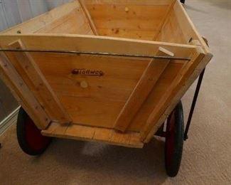 """$130 - German Goat Cart. 32""""l x 23"""" w x 19"""" h"""