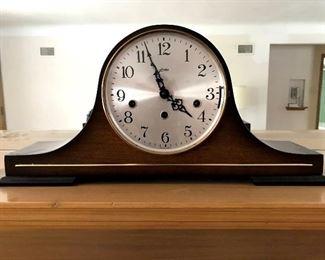 Linden Clock Starting bid $99.00