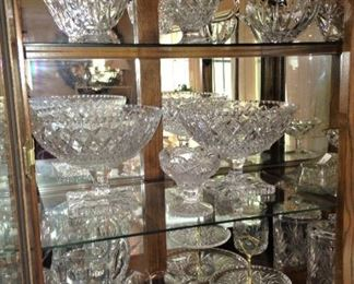 Lovely collection of serving pieces