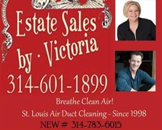 Give my son Caleb, a call!  Your ductwork will thank you! 314-783-6015