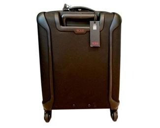 3. Tumi Continental Expandable 4Wheeled CarryOn, Unused with Tag
