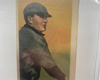 Cy Young 1909 Piedmont Tobacco Card
