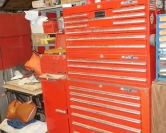 MAC tool chest cases