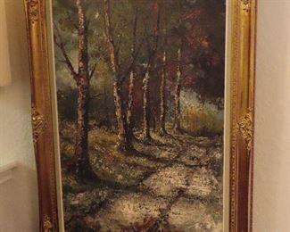Original Painting - Hide Jung