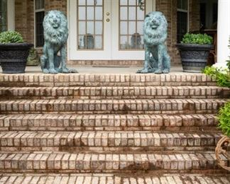 Same lions as Lot #2