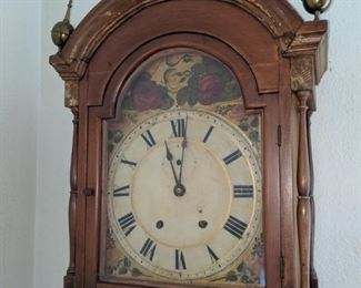 Fabulous clock. Grandfather. I will be sending more pictures