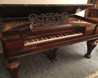 Magnificant Square Grand Piano