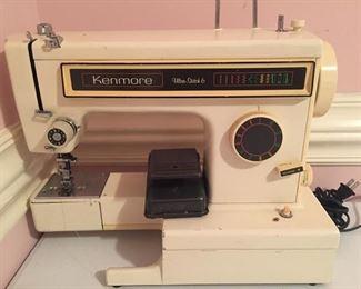 Kenmore Ultra-Stitch 6 Sewing Machine