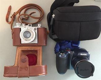 Welmy-35 and Kodak EasyShare Z5120 Cameras