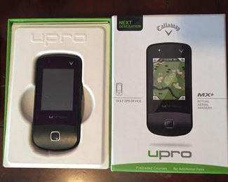 Upro MX+ Golf GPS Device