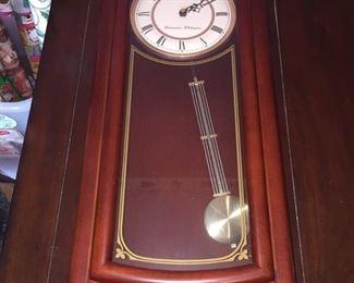 Seiko Westminster Whittington Clock