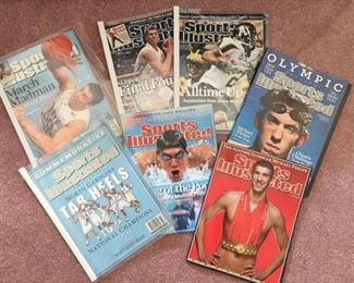 Commemorative/Collectible Sports Illustrated Magazines