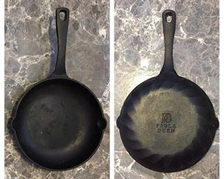 Paula Deen Cast Iron Pan