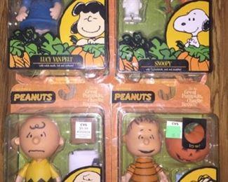 Peanuts Figures