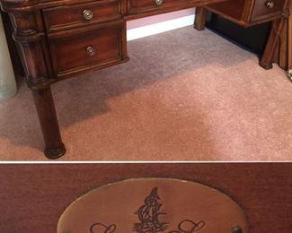 Desk - Seven Seas by Hooker Furniture