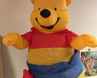 Winnie The Pooh Inflatable