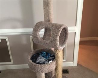 Cat Condo Climbing Tower