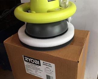Ryobi Orbit Buffer/Polisher