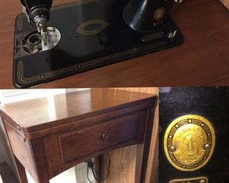 Singer 99- Sewing Machine/Cabinet