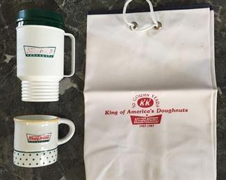 Krispy Kreme Collectibles