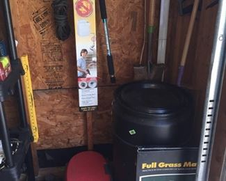 Pro-Lift Jack, Rolling Work Seat, Practice Putting Green