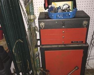 Test Rite Tool Cart/Box