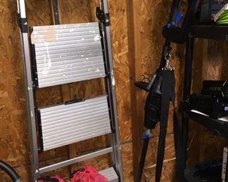 Gorilla Ladder, Kobalt 80v Max Weed Eater/String Trimmer KST-140XB-06, Folding Chairs
