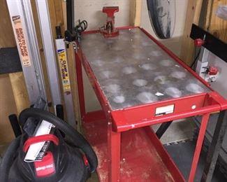 Shop-Vac, Utility/Work Cart