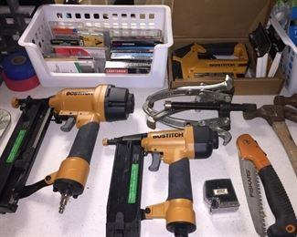 Bostitch Stapler and Nail Guns