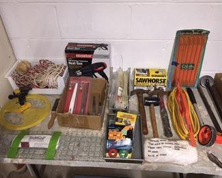 Hammers, Heat Gun, Extension Cords