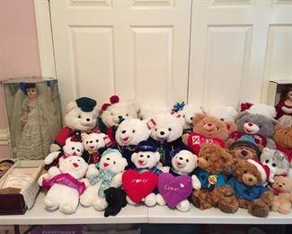 Stuffed Animals/Bears
