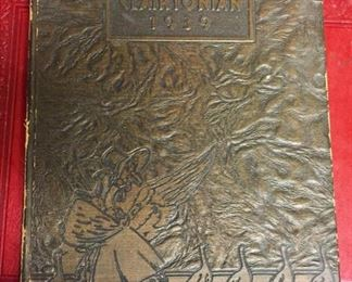 1939 Clairtonian Yearbook/Annual